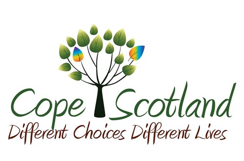 Cope Scotland logo