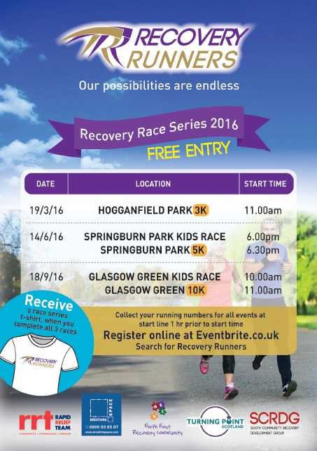 Recovery runners