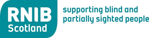 RNIB Scotland Colour Logo