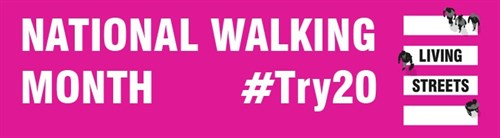 National Walking Month