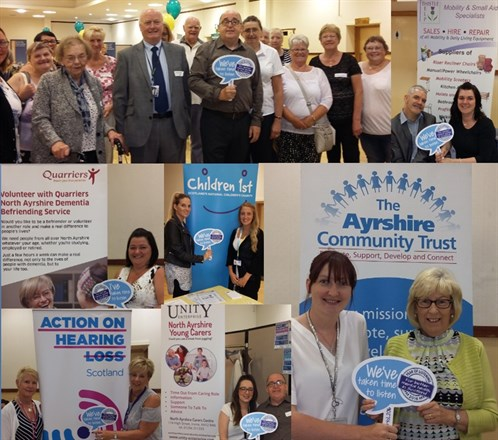 Lets Make North Ayrshire A Carer Friendly Community Event Resize