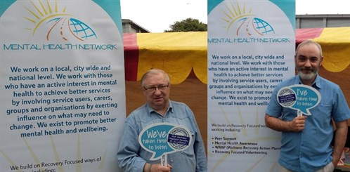 Mental Health Network - Summer Festival At Alexandra Park 2 Resize