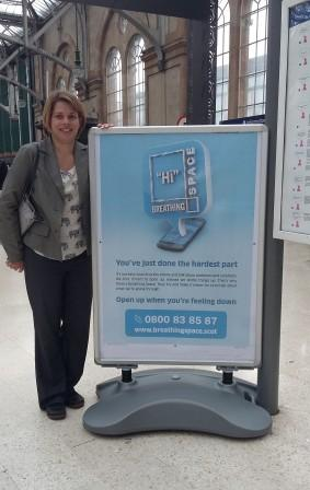 Billboard At Glasgow Central - Corinna Resize